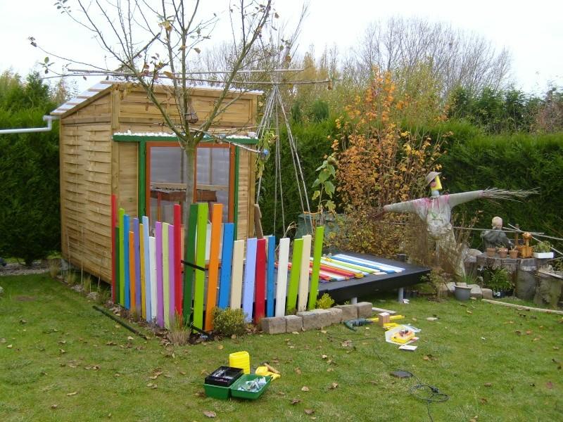 Cabane ext rieure pour les enfants d 39 ondaou page 2 au jardin forum de jardinage - Barrire de jardin d occasion ...