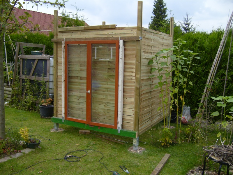 Cabane ext rieure pour les enfants d 39 ondaou au jardin forum de jardinage - Cabane jardin isolee calais ...
