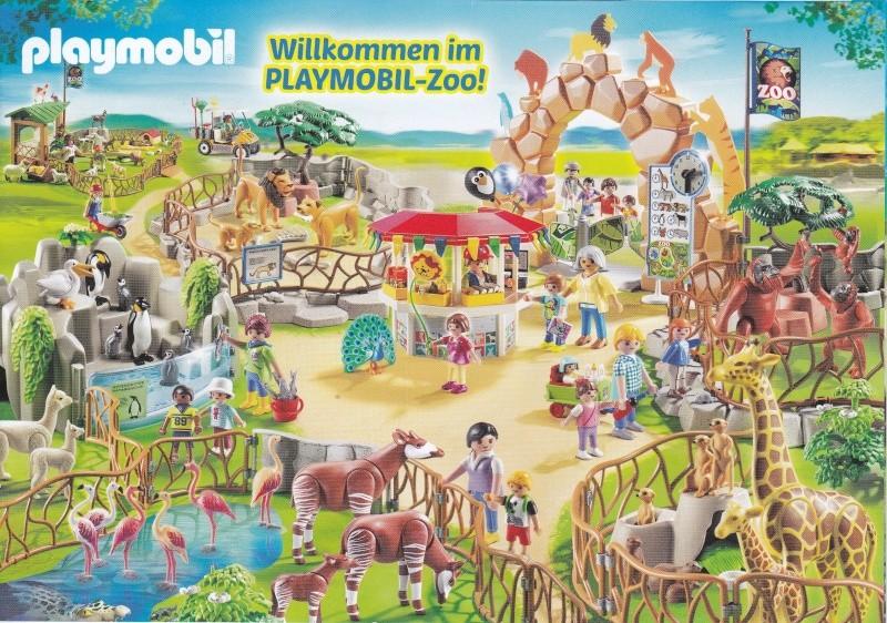 petit catalogue playmobil zoo 2015 fanny et olivier