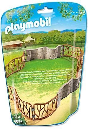 playmobil clôture du nouveau zoo 2015 fanny et olivier