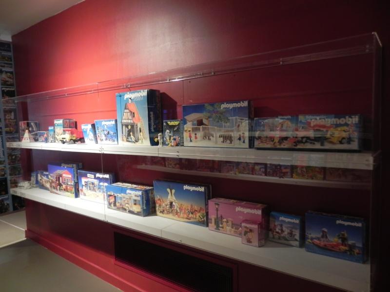 expo playmobil fanny et olivier musée du jouet