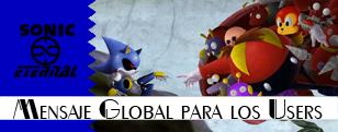 Mensaje global para los users