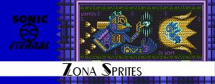 Zona Sprites