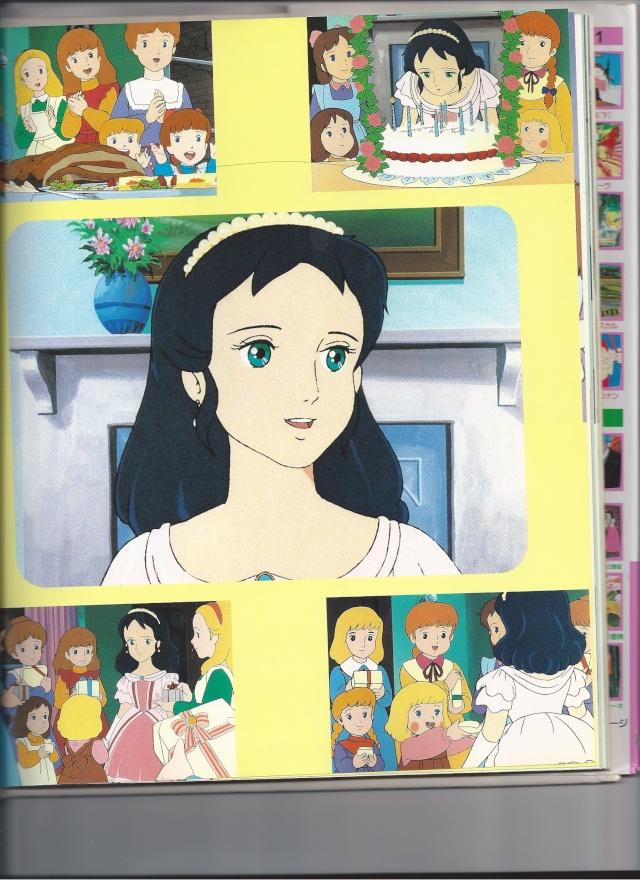 Artbook princesse sarah - Dessin anime de princesse sarah ...