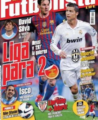 Futbolista - Liga para 2 [Septiembre 2012]