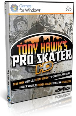 Tony Hawk's Pro Skater HD [Multi/Español][PC]