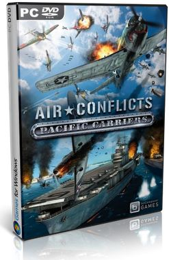 Air Conflicts: Pacific Carriers [Multi/Español][PC]