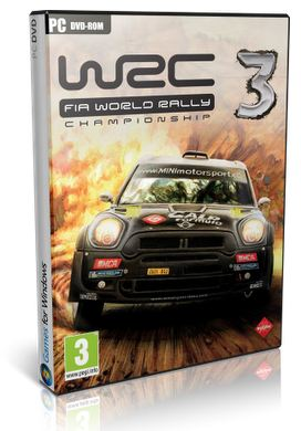 WRC World Rally Championship 3 [Multi/Español][PC]