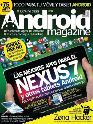 Android Magazine - Las mejores Apps para el Nexus 7 [10][Noviembre 2012]