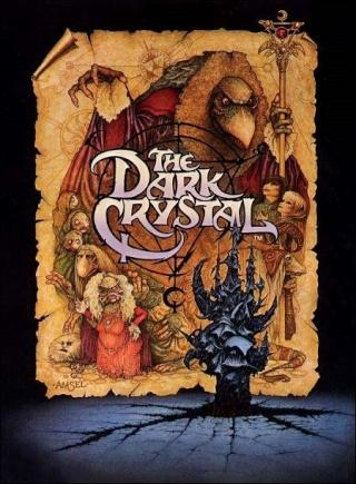 Cristal oscuro [BDRip 720p][Espa�ol AC3][Animaci�n][1982]