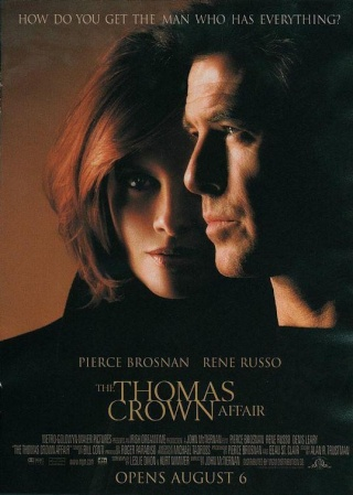 Descargar El secreto de Thomas Crown [BDRip 720p][Espa�ol AC3][Intriga][1999]