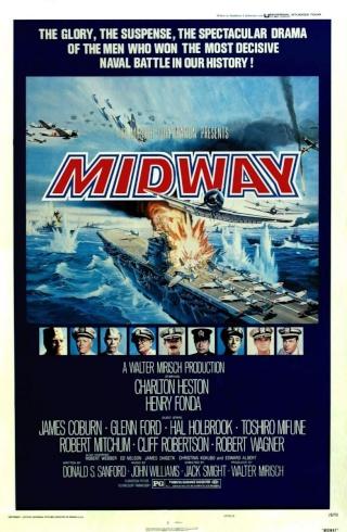 La batalla de Midway [DVDRip][Español][Bélico][1976]