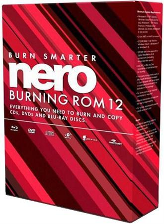 Nero Burning ROM 12 v 12.0.00800 [Multi]