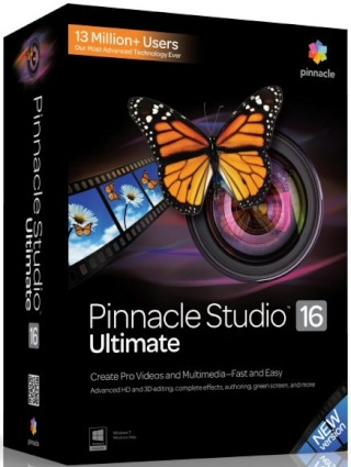 ver Pinnacle Studio 16 Ultimate v 16.0.0.75 [Multilenguaje] online