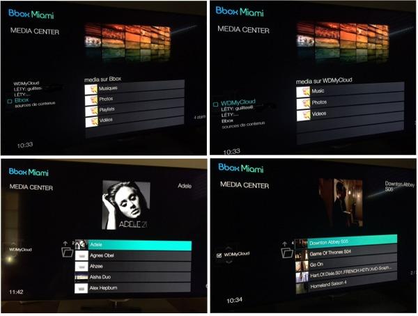 test de la bbox miami de bouygues telecom premi re box sous android. Black Bedroom Furniture Sets. Home Design Ideas