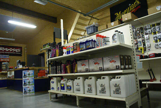 Motofun showroom Pont-à-celles