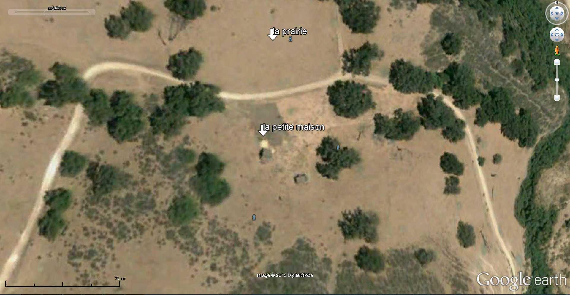 la maison dans la prairie recherche d un endroit