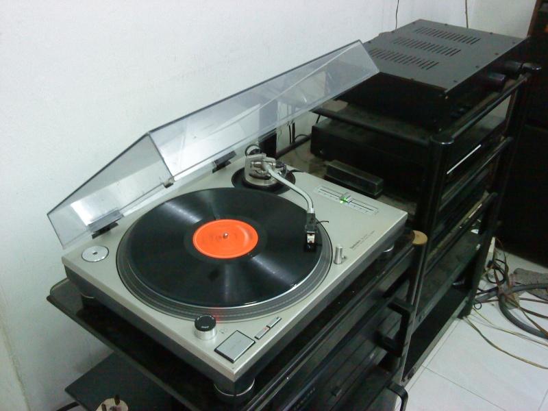 technics sl 1200 mk ii turntable used sold. Black Bedroom Furniture Sets. Home Design Ideas