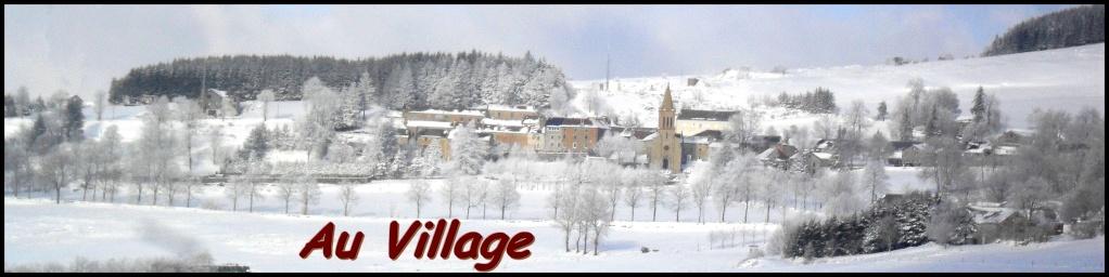 Le Village du Peuple Etrange Voyageur