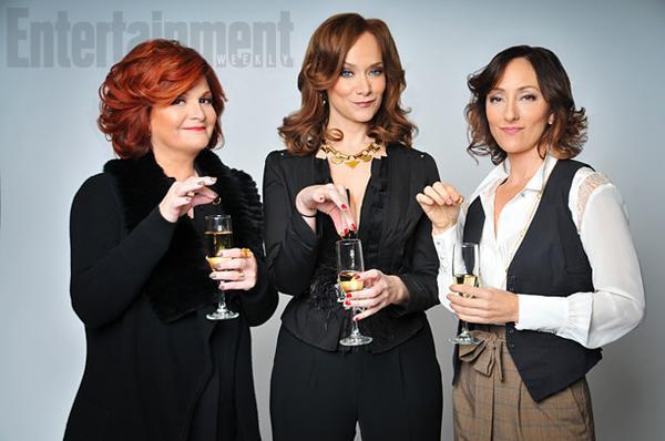 Клуб первых жён © Jenny Anderson / Entertainment Weekly