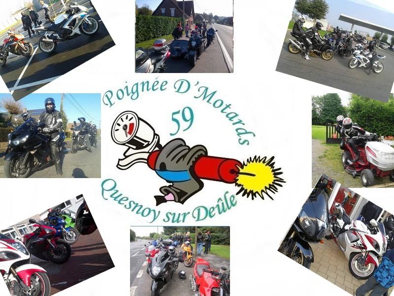 Moto Club Poignée d'Motards - (59) Quesnoy sur Deule