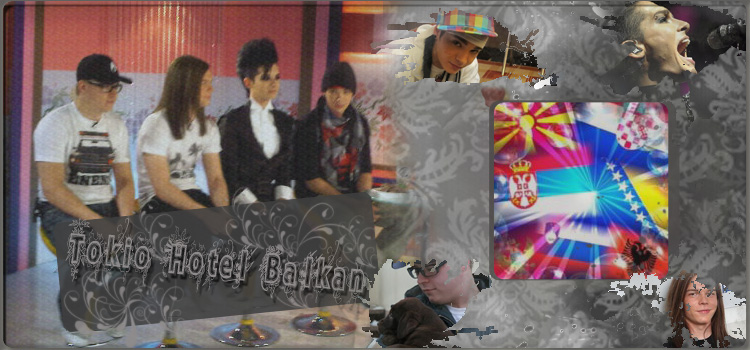 Tokio Hotel Balkan