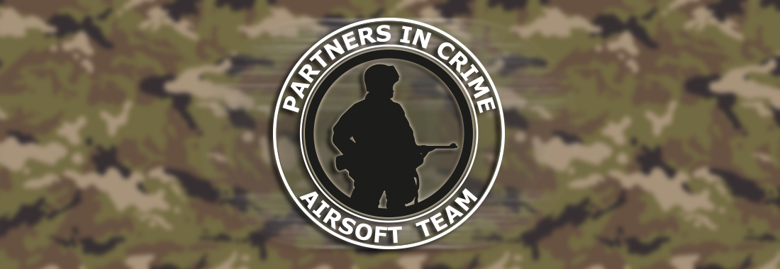 Partners In Crime - Airsoft Team