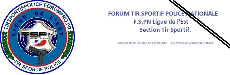 Forum Tir Sportif de la Police Nationale