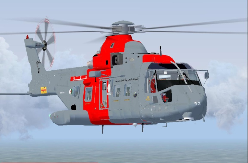 EH-101 Algerian Naval Force