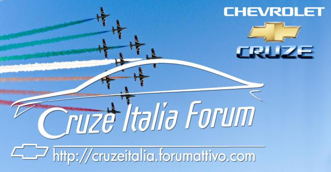 Cruze Italia Forum