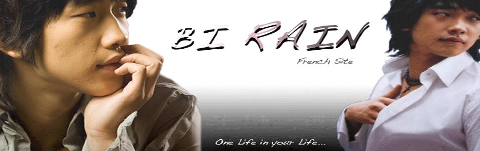 Bi-Rain 비 French Fan Site