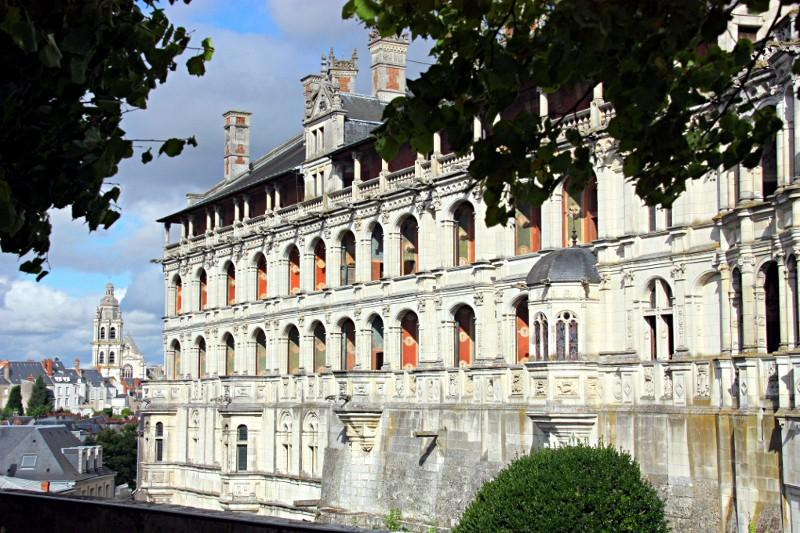 Chateaux de la loire - Chambre de commerce de blois ...