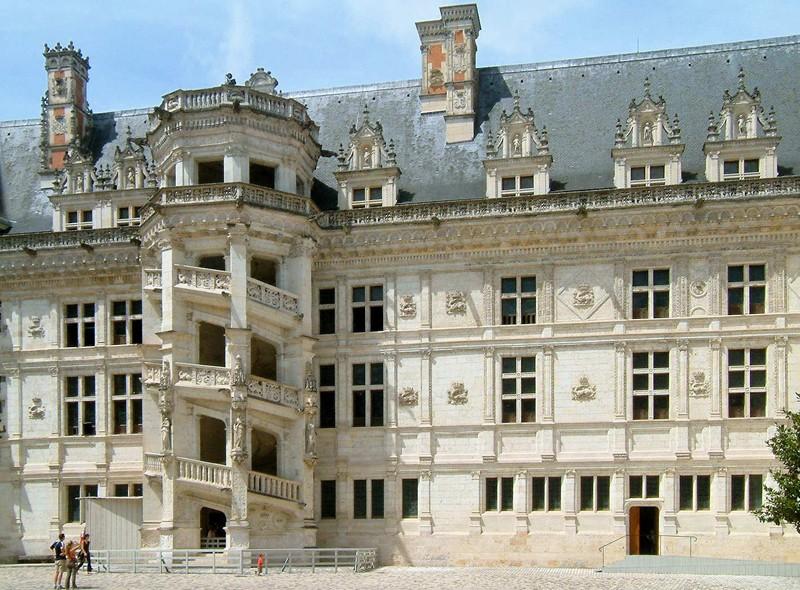 Chateaux de la loire for Chambre des metiers blois