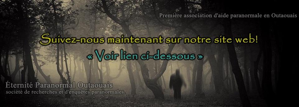 paranormal outaouais