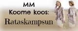 Koome koos: Rataskampsun