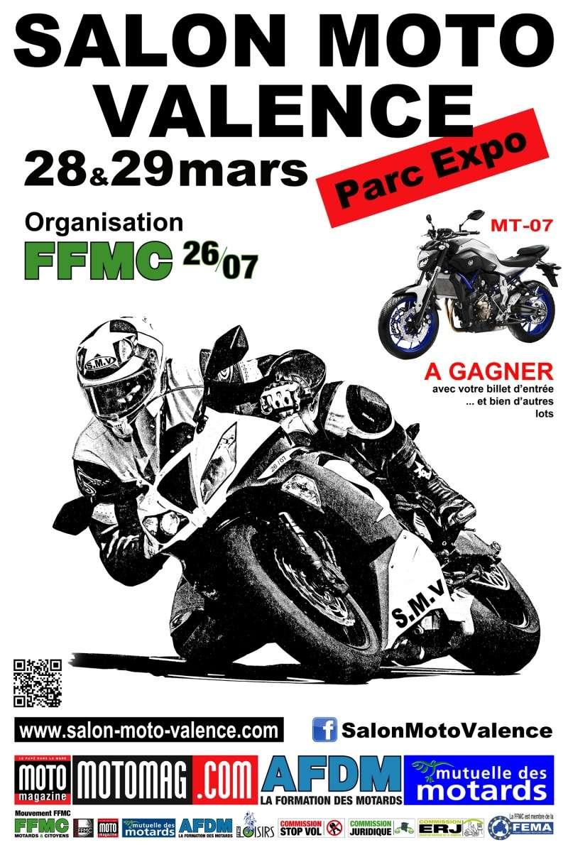 Salon moto valence 26 for Parc expo dijon