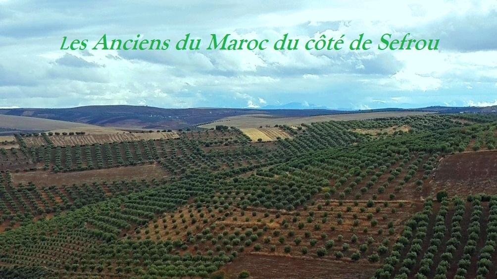 LES ANCIENS DU MAROC