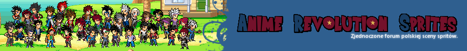 Anime Revolution Sprites