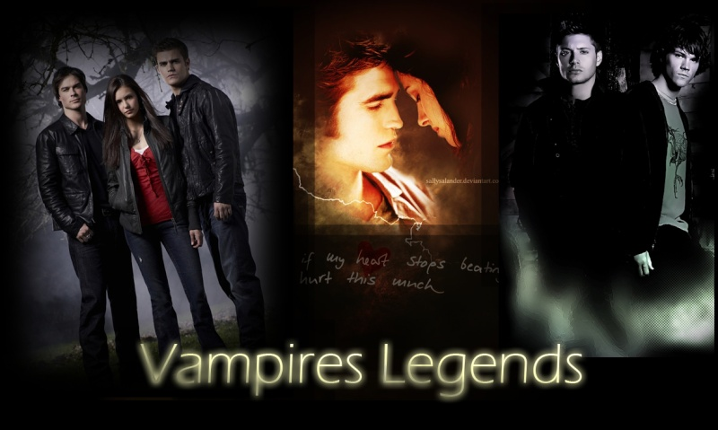 Vampires Legends