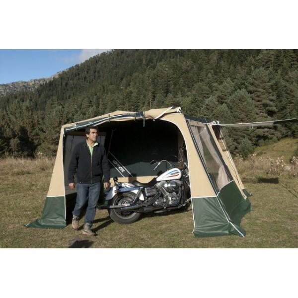 les tentes pour le motard et la moto. Black Bedroom Furniture Sets. Home Design Ideas