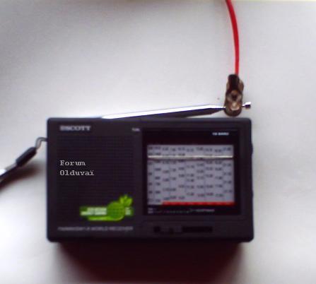 Radio petit budget am fm ondes courtes 8 bandes scott azyo - Antenne fm exterieure ...