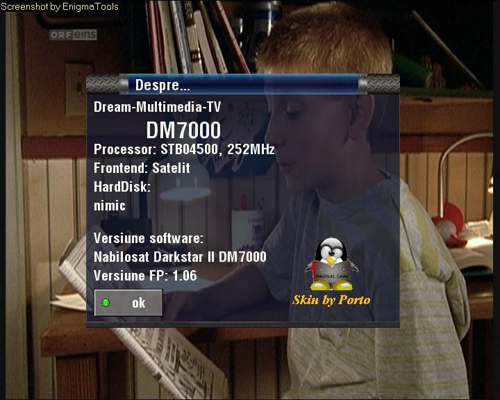 Gogoman Backup Nabilosat DarkStar II - DM7000 Multiboot 11-1-2011