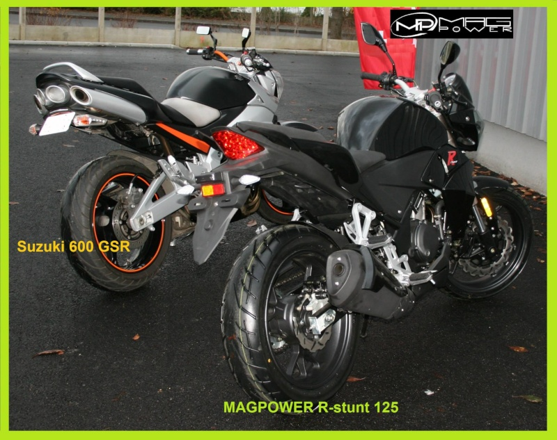magpower r-stunt125 - g u00e9n u00e9ral 125cm3