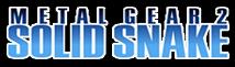 Metal Gear 2: Solid Snake