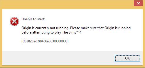 Установить origin для sims 4.