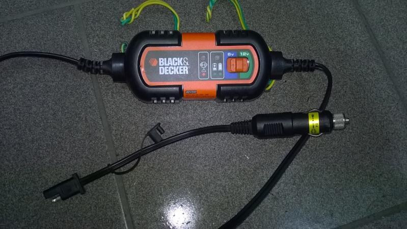 La panne du samedi matin - Maintien de charge batterie ...