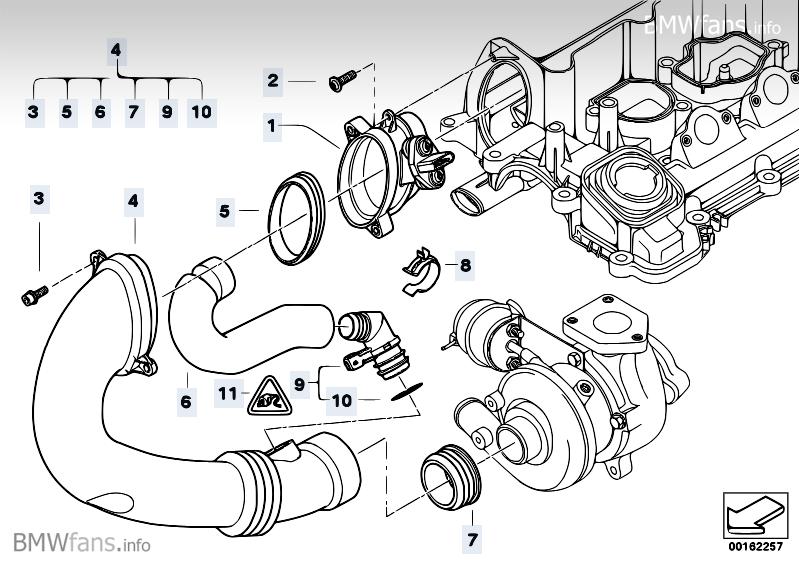 Schema moteur bmw 320d e46