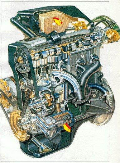 carburatore panda 750