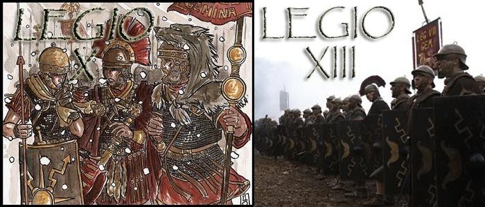 Legio XIII et Legio X
