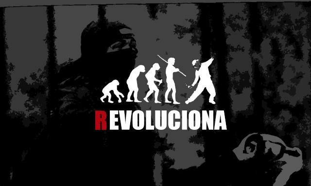 Viva la Revolución (A)!